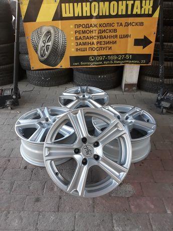 Диски 5×120 r17 7,5j et38 BMW E81 E46 E60 F30 X3 X4 X5 VW T5 Insignia