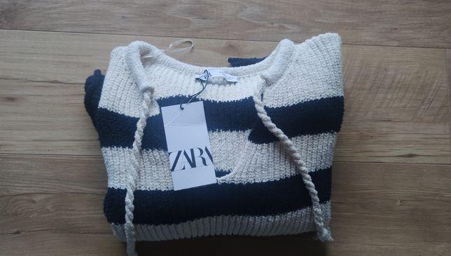 Sweter ZARA - nowy