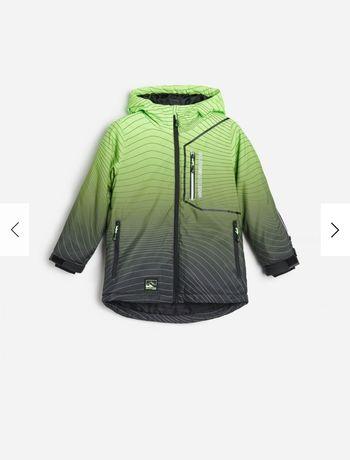 Новая деми куртка Reserved, 158см