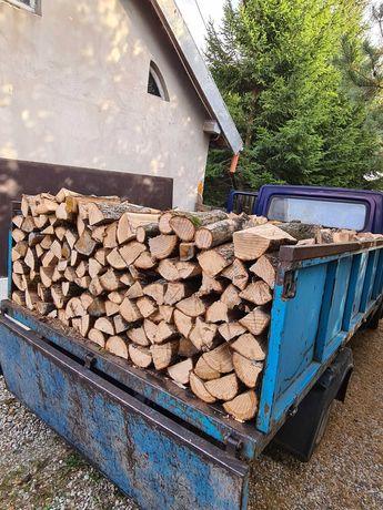 Drewno kominkowe opałowe - UKŁADANE METRY