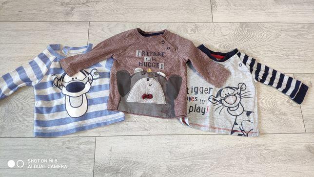 Кофточки, футболочки с рукавом на мальчика George Disney (3-6 месяцев)
