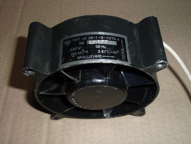 Вентилятор 1.0эв. 0.8эв. ЭВ-0.7-1640