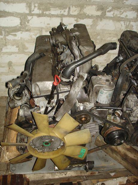 Двигатель 2.9 TDI ОМ 602 Mercedes