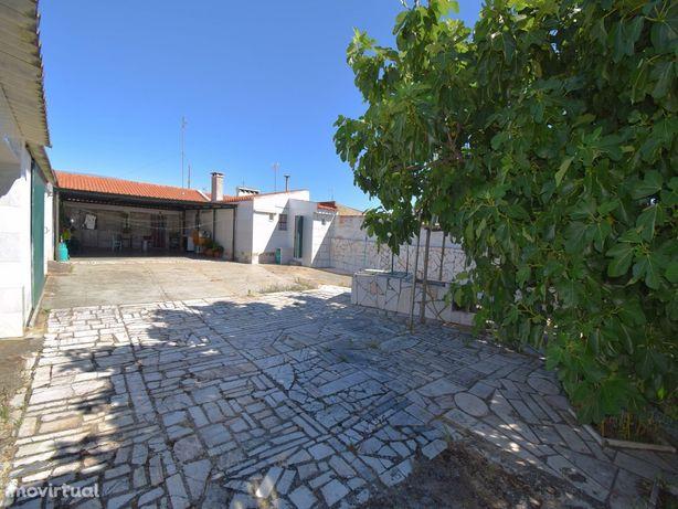 Moradia Térrea T3 - São Vicente - Elvas - com 1064 m2 de terreno
