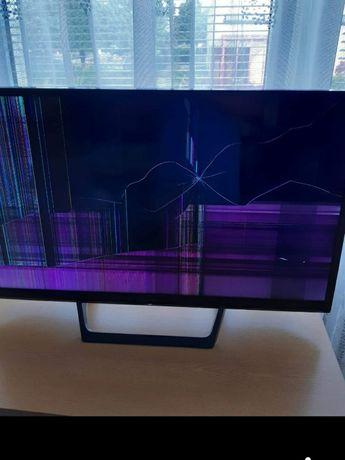 Telewizor Sony LED KDL -32 RE400 z uszkodzoną matrycą