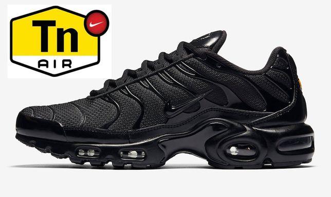 Nike AIR MAX TN + CZARNE 41,42,43,44,45 - kurier 24 H PROMOCJA