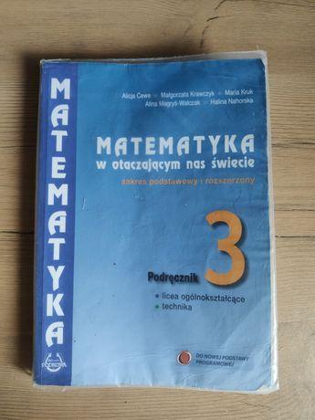 Matematyka w otaczającym nas świecie 3