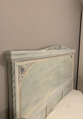 lóżko ludwik XVI po renowacji 145x190