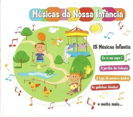 CD Músicas da Nossa Infância