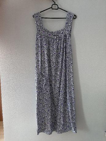 nowa sukienka plażówka XXL