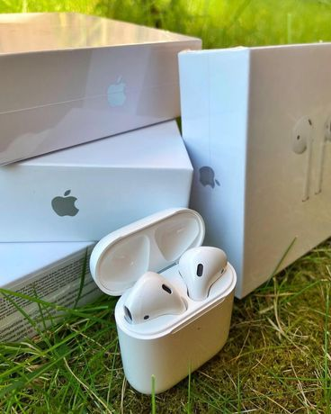 Безпроводние наушники Apple Airpods 2