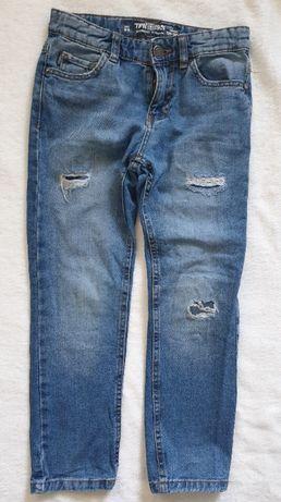 Terranova spodnie jeansowe 8-9lat 128-134cm
