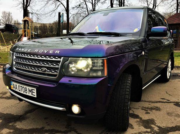 Range Rover хамелеон с завода