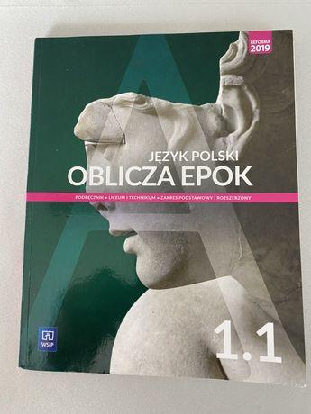 Język polski Oblicza epok