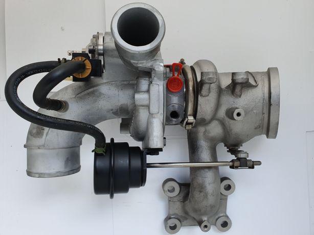 Turbosprężarka Hybrydowa Ford Focus,S,C-MAX,Mondeo 2.0 ST 240-250 KM