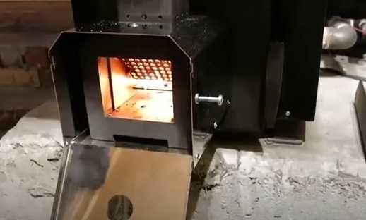 Пеллетная горелка 15-30 Кватт! В котел, печь, буржуйку.