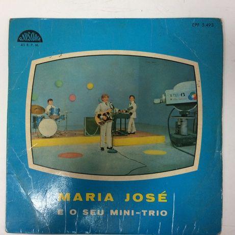Maria José - Musica Infantil Vinil - Avozinha