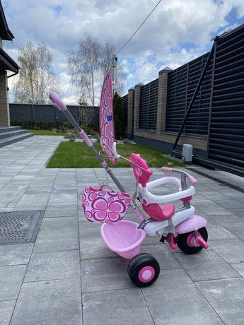Велосипед для маленькой принцессы