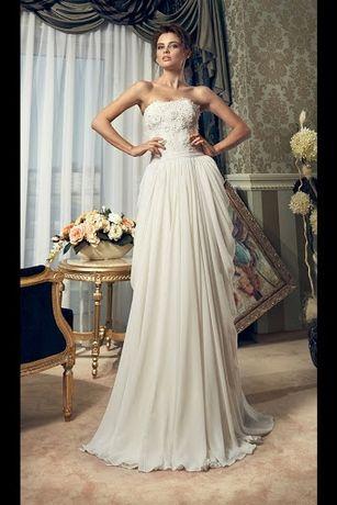 Свадебное платье дизайн Daria Karlozi