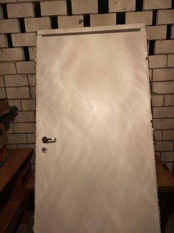 Drzwi wewnętrzne ,zewnętrzne wejściowe z futryną