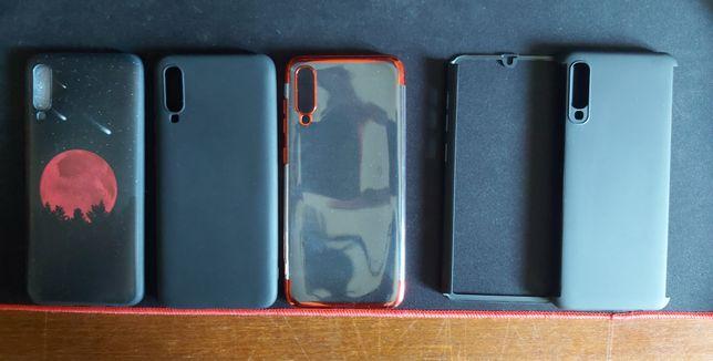 4 Capas Samsung Galaxy A70 Semi-novas