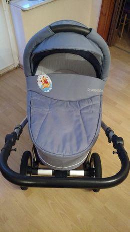 Wózek Baby Design Lupo Comfort+Fotelik samochodowy Maxi-Cosi Cabriofix