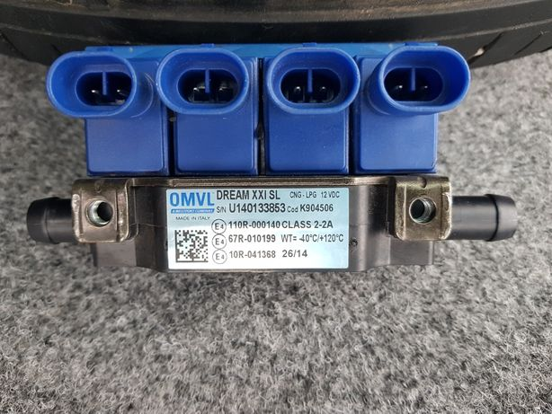 Газові форсунки omvl itali,(valtek type32)