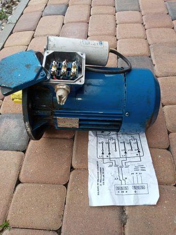 Silnik elektryczny 0.75kW besel malo uzywany 100% sprawny