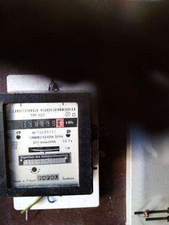 Licznik prądu...