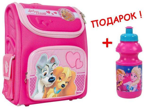 Рюкзак школьный каркасный короб, 1 Вересня, новый, распродажа, девочки