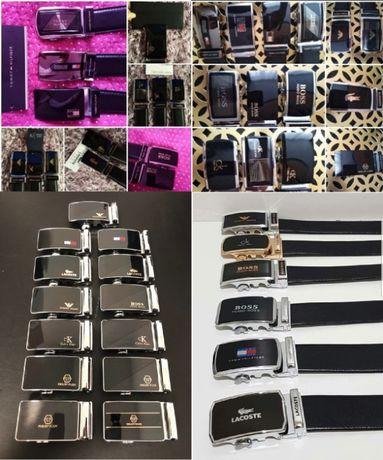 Pasek paski klamra 110-130cm Armani Boss Plein Tommy Premium