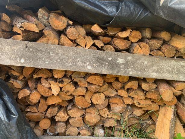 Drewno opałowe - sosnowe