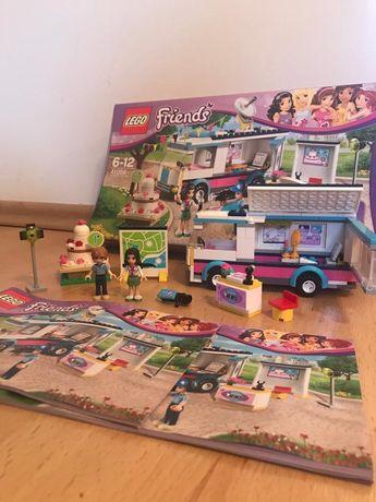 Lego friends 41056 wóz telewizyjny