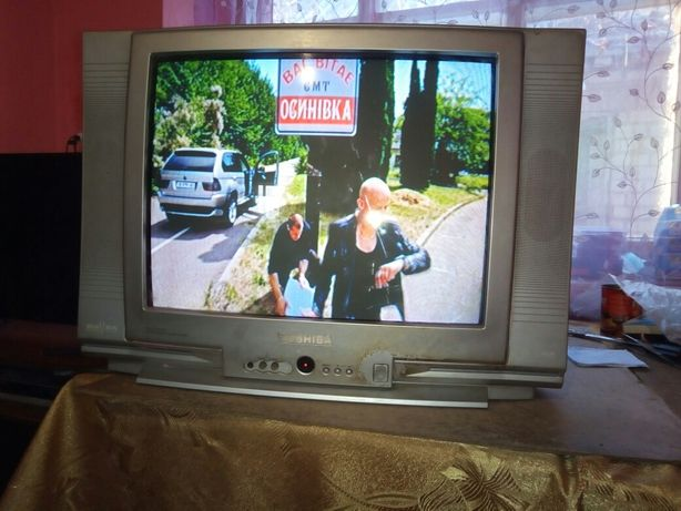 Телевизор цветной TOSHIBA 21CV2R