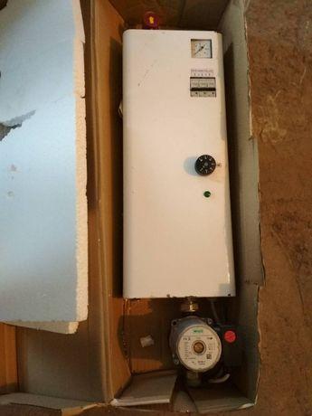 Электрический котёл проточной воды 9 кВт