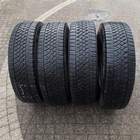 Opony zimowe Bridgestone Blizzak W810