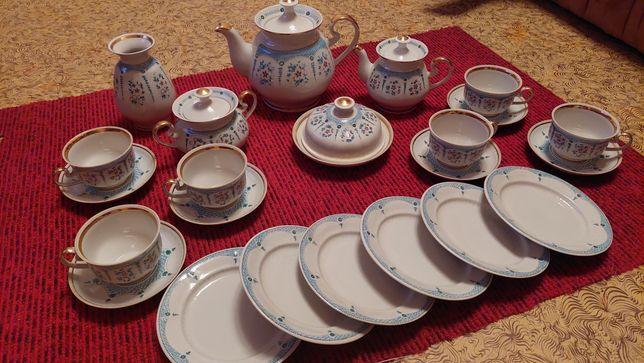 Чайный набор из домашнего серванта