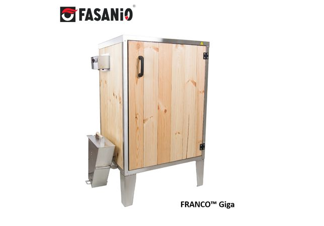 Wędzarnia elektryczna automatyczna BBQ 290l, prosta obsługa, FASANiO