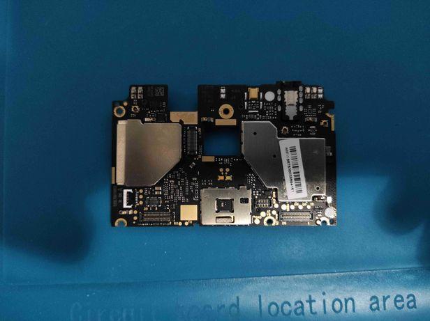 Материнская плата Xiaomi Redmi 5 Plus 4_64 GB основная верхняя главная