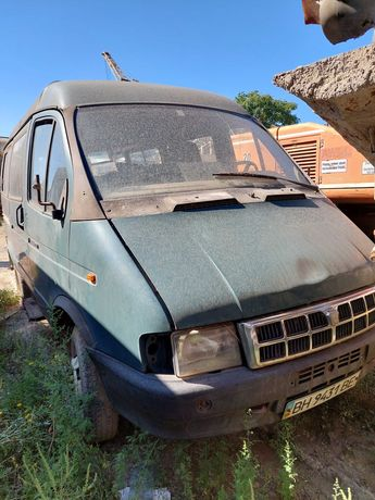 Микроавтобус пассажирский ГАЗ 2705