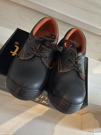 Buty robocze z blachą Urgent rozmiar 36