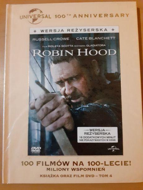 Robin Hood. Wersja reżyserska (2010) [DVD]