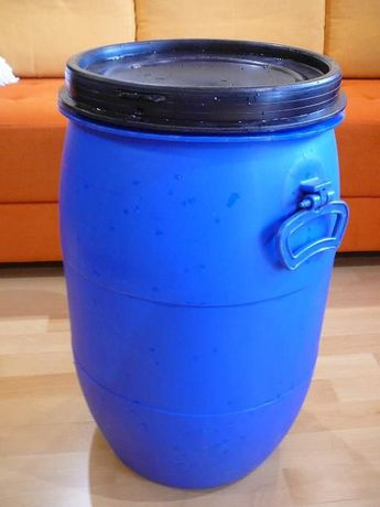 Beczka na ogórki na KAPUSTĘ lub wodę przeznaczona do użytku spożywczeg