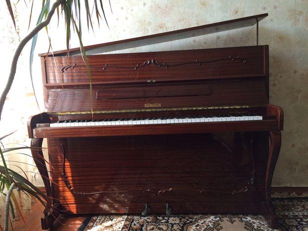 Немецкое пианино Rönisch