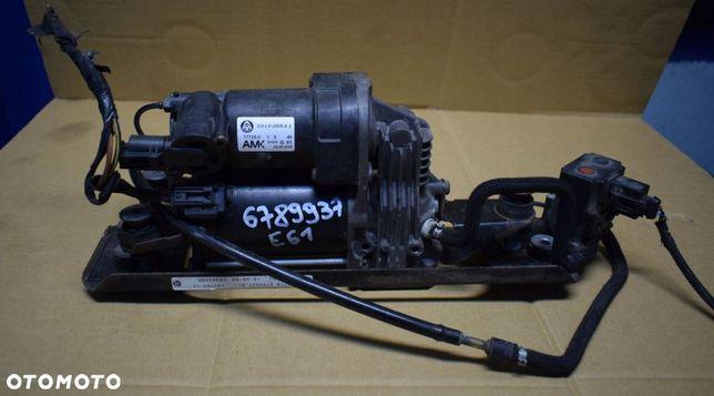 Kompresor tylnego zawieszenia BMW E61