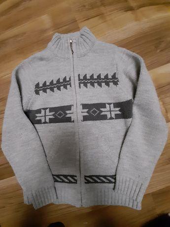 Кофта, светер на хлопчика 11 років шкільна