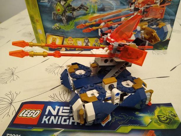 Zestaw LEGO nr 72001 Nexo nights