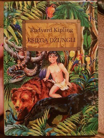 Księga Dżungli- Rudyard Kipling Lektura z opracowaniem