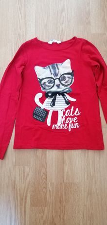 Camisola H&M Gato