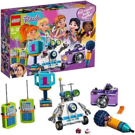 Lego Friends 41346, Caixa da Amizade Novo